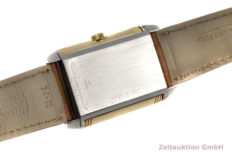 gebrauchte Luxusuhr Jaeger LeCoultre Reverso Stahl / Gold Handaufzug Kal. 822 Ref. 270.5.62  | 2007183 _1