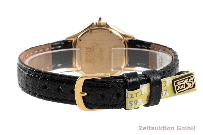 gebrauchte Luxusuhr Cartier Cougar 18k Gold Quarz  | 2007215 _1