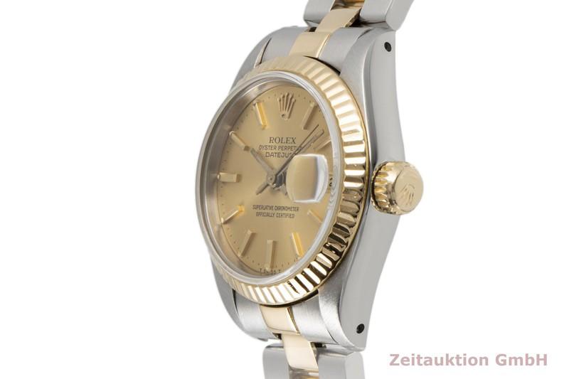 gebrauchte Luxusuhr Rolex Lady Datejust Stahl / Gold Automatik Kal. 2135 Ref. 69173  | 2007220 _0