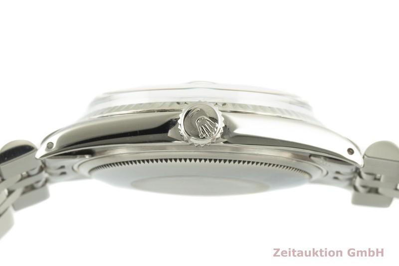 gebrauchte Luxusuhr Rolex Datejust Stahl / Weissgold Automatik Kal. 1560 Ref. 1601 VINTAGE    2007241 _1
