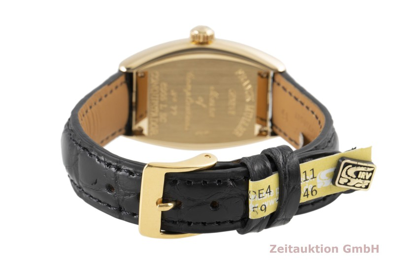 gebrauchte Luxusuhr Franck Muller Conquistador 18k Gold Automatik Ref. 8005LSC    2007255 _1