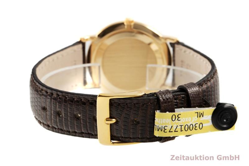 gebrauchte Luxusuhr Patek Philippe Calatrava 18k Gold Handaufzug Kal. 215 Ref. 5022    2007278 _1
