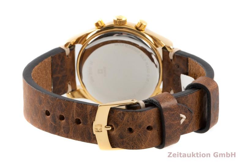 gebrauchte Luxusuhr Zenith El Primero Chronograph Stahl vergoldet Automatik Kal. 400 Ref. 20-0210.400  | 2007283 _1
