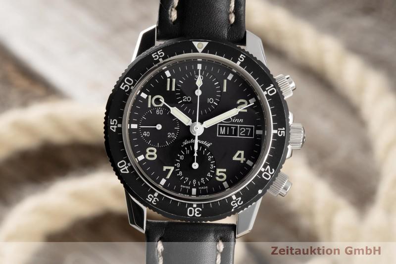 gebrauchte Luxusuhr Sinn 103 ST Chronograph Stahl Automatik Ref. 103.031  | 2007302 _0