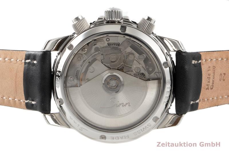 gebrauchte Luxusuhr Sinn 103 ST Chronograph Stahl Automatik Ref. 103.031  | 2007302 _1