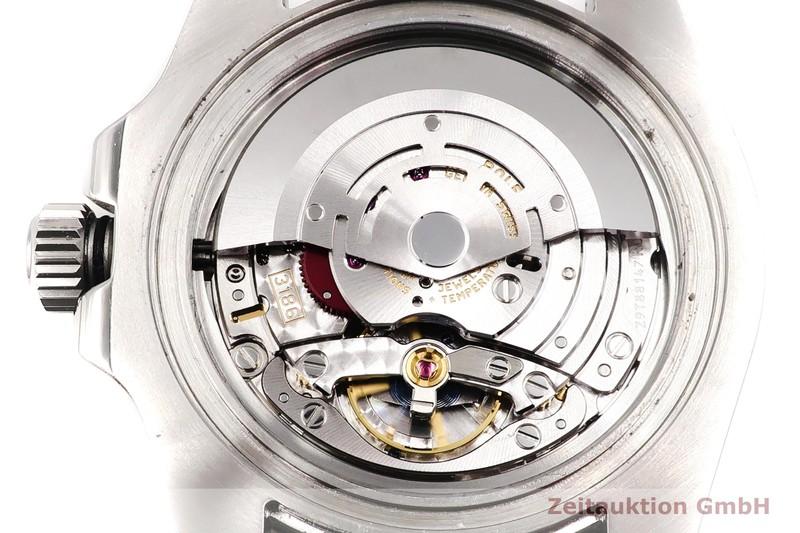 gebrauchte Luxusuhr Rolex GMT Master II Stahl Automatik Kal. 3186 Ref. 116710LN  | 2007304 _1