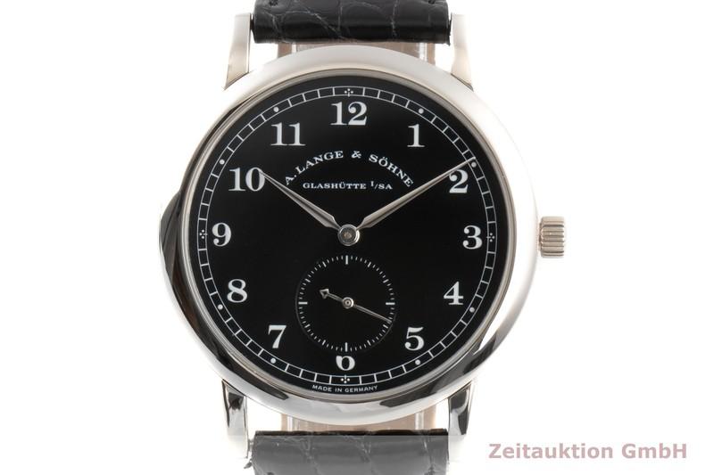 gebrauchte Luxusuhr A. Lange & Söhne 1815 18k Weissgold Handaufzug Kal. L941.1 Ref. 206.027  | 2007318 _0