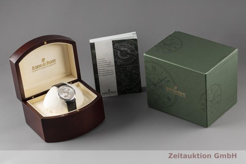 gebrauchte Luxusuhr Audemars Piguet Jules  18k Weissgold Automatik Kal. 2329 Ref. 26380BC.00.D002CR.01  | 2007325 _0
