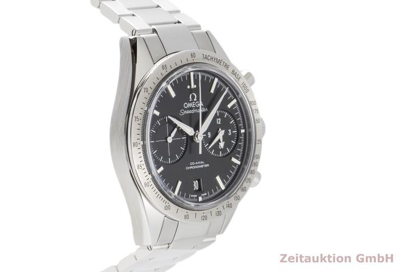 gebrauchte Luxusuhr Omega Speedmaster Chronograph Stahl Automatik Kal. 9300 Ref. 331.10.42.51.01.001    2007352 _0