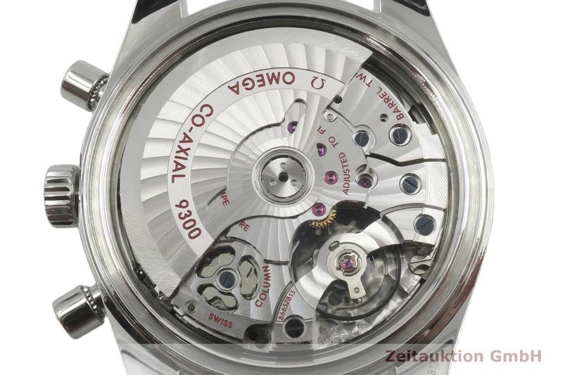 gebrauchte Luxusuhr Omega Speedmaster Chronograph Stahl Automatik Kal. 9300 Ref. 331.10.42.51.01.001    2007352 _1