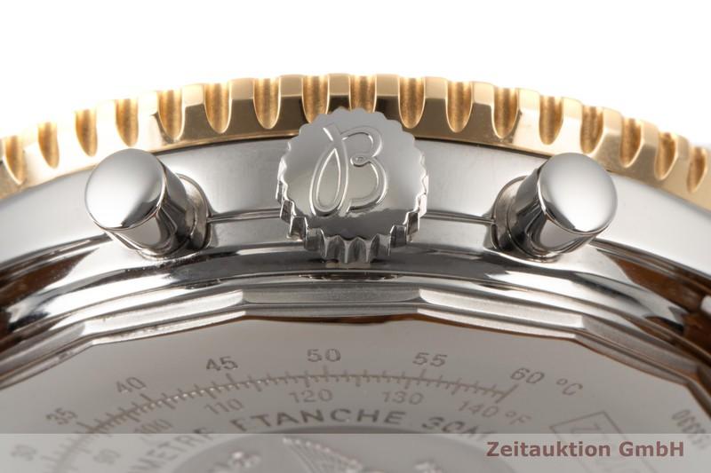 gebrauchte Luxusuhr Breitling Navitimer Cosmonaute Chronograph Stahl / Gold Handaufzug Kal. LWO 1873/24 Ref. D12322  | 2007364 _1