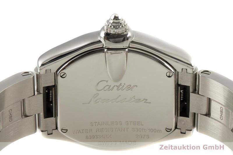 gebrauchte Luxusuhr Cartier Roadster Stahl Quarz Kal. 688 Ref. 2675  | 2007366 _1