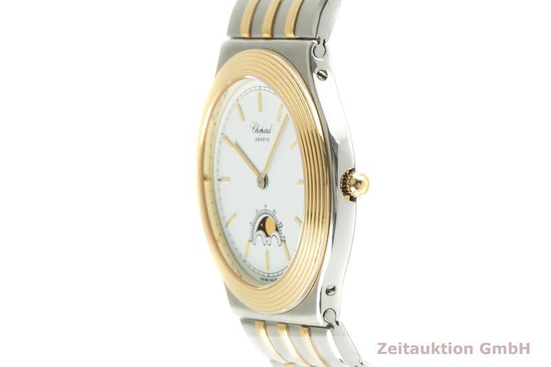 gebrauchte Luxusuhr Chopard Luna Doro Stahl / Gold Quarz Ref. 8092, 368092-4001  | 2007384 _0