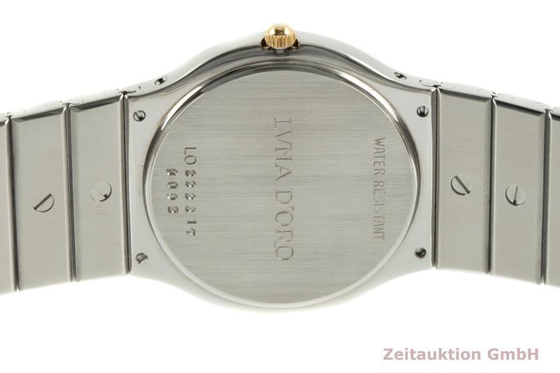 gebrauchte Luxusuhr Chopard Luna Doro Stahl / Gold Quarz Ref. 8092, 368092-4001  | 2007384 _1