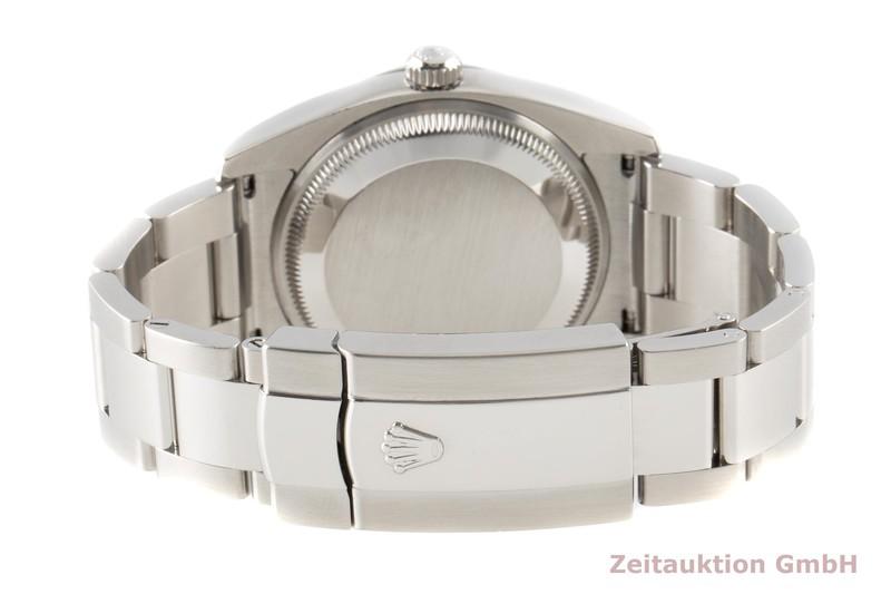 gebrauchte Luxusuhr Rolex Date Stahl Automatik Kal. 3135 Ref. 115200  | 2007388 _1