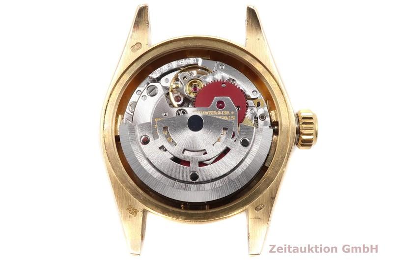 gebrauchte Luxusuhr Rolex Lady Datejust 18k Gold Automatik Kal. 2030 Ref. 6917  | 2007403 _1