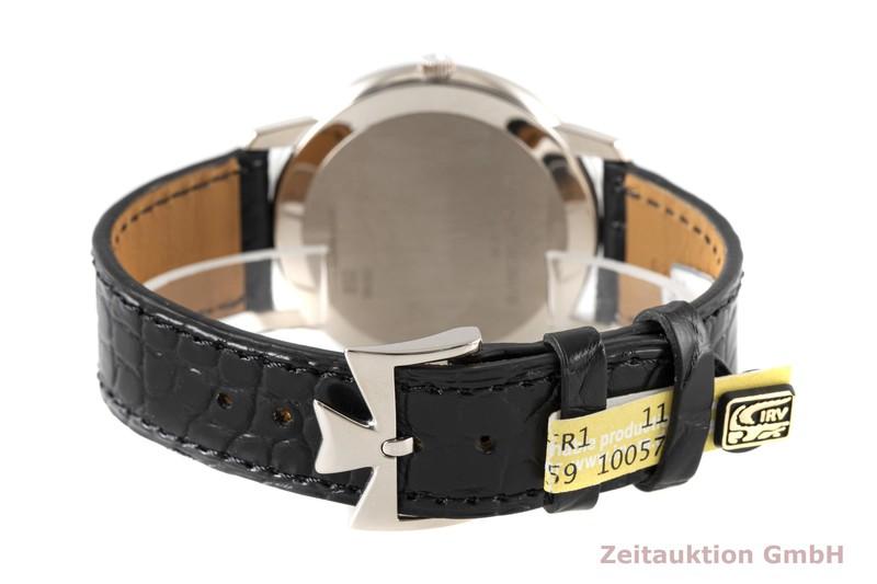 gebrauchte Luxusuhr Vacheron & Constantin Patrimony 18k Weissgold Handaufzug Kal. 1400 Ref. 81180    2007406 _1