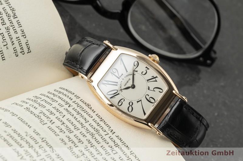 gebrauchte Luxusuhr Vacheron & Constantin Historiques 18k Gold Handaufzug Kal. 1132.2 Ref. 37001 LIMITED EDITION | 2007422 _0