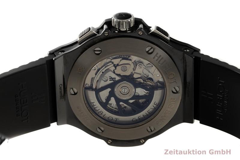 gebrauchte Luxusuhr Hublot Big Bang Chronograph Keramik / Titan Automatik Ref. 301.CX.130.RX  | 2007423 _0