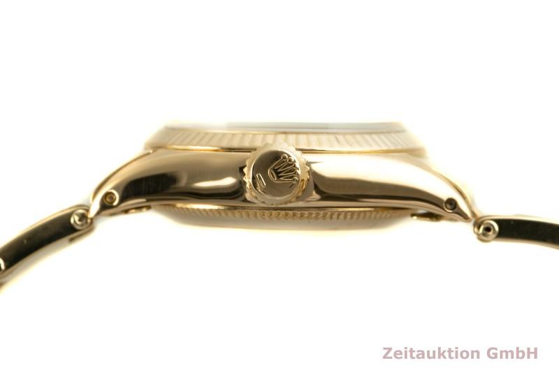 gebrauchte Luxusuhr Rolex Oyster Perpetual 18k Gold Automatik Kal. 1160 Ref. 6619 VINTAGE  | 2007427 _1