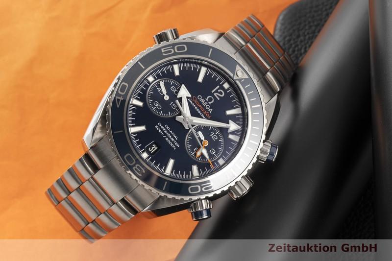gebrauchte Luxusuhr Omega Seamaster Chronograph Titan Automatik Kal. 9300 Ref. 232.90.46.51.03.001, 178.1752  | 2007442 _0
