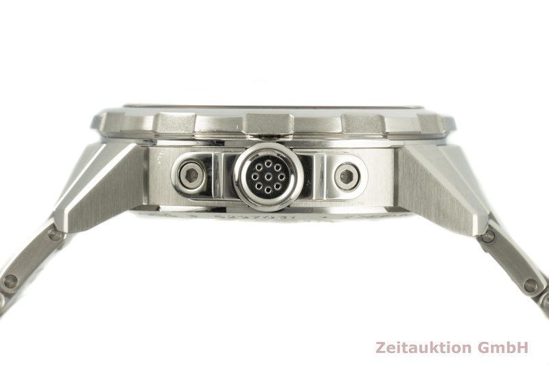 gebrauchte Luxusuhr IWC Aquatimer Stahl Automatik Kal. 30120 Ref. IW329002  | 2007445 _1