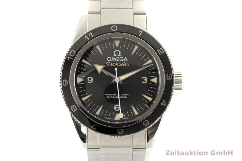 gebrauchte Luxusuhr Omega Seamaster Stahl Automatik Kal. 8400 Ref. 233.32.41.21.01.001    2007470 _0