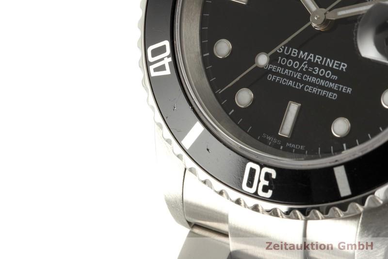 gebrauchte Luxusuhr Rolex Submariner Stahl Automatik Kal. 3135 Ref. 16610T  | 2007475 _1
