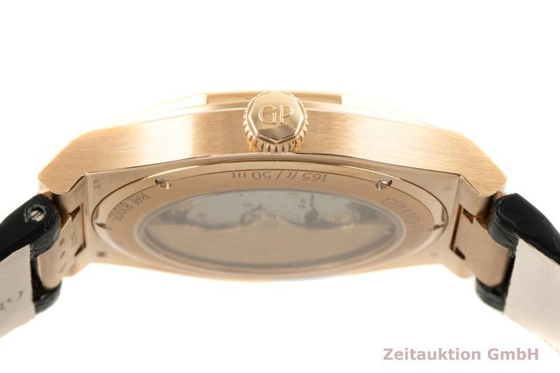 gebrauchte Luxusuhr Girard Perregaux Laureato 18k Gold Automatik Kal. GP3300 Ref. 81005-52-132-BB6A    2007488 _1
