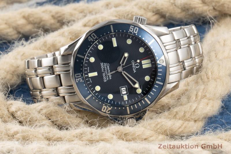 gebrauchte Luxusuhr Omega Seamaster Stahl Quarz Kal. 1538 Ref. 2541.80, 196.1523  | 2007493 _0