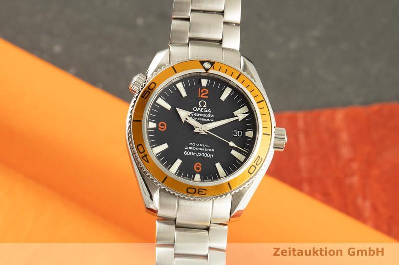 gebrauchte Luxusuhr Omega Seamaster Stahl Automatik Kal. 2500C Ref. 2209.50.00, 168.1653    2007506 _0