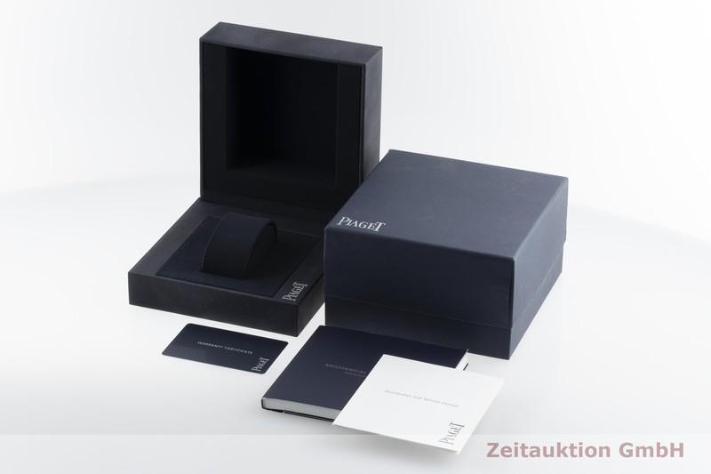 gebrauchte Luxusuhr Piaget Emperador 18k Weissgold Automatik Kal. 560P Ref. P10108  | 2007527 _0