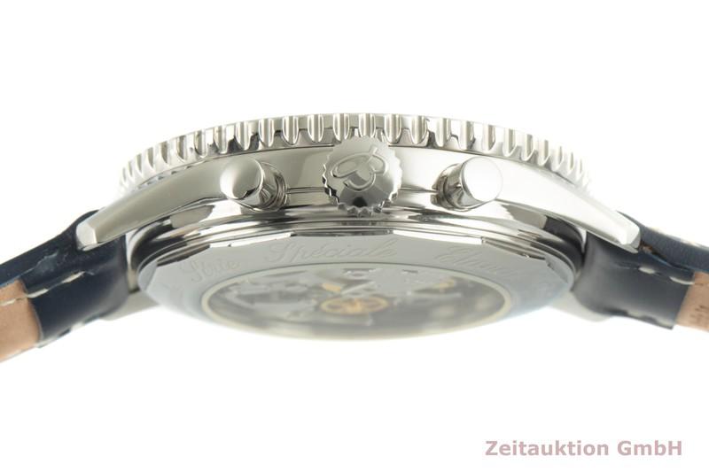 gebrauchte Luxusuhr Breitling Navitimer Cosmonaute Chronograph Stahl Handaufzug Kal. LWO 1873/24 Ref. A12023  | 2007538 _1