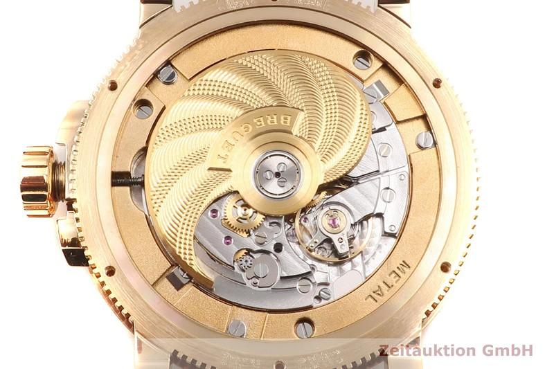 gebrauchte Luxusuhr Breguet Marine 18k Gold Automatik Kal. 51766 Ref. 5817BA129V8  | 2007543 _1