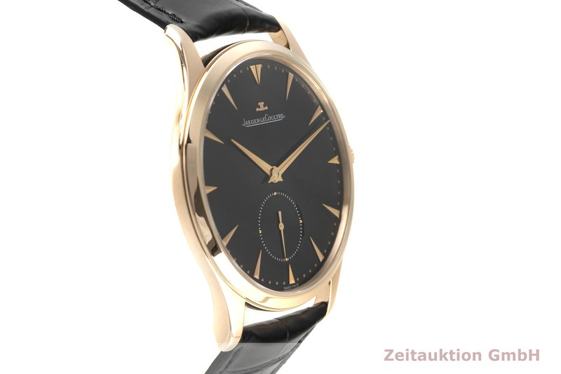 gebrauchte Luxusuhr Jaeger LeCoultre Master Ultra Thin 18k Rotgold Automatik Kal. 896 Ref. 174.2.90.S  | 2007559 _0