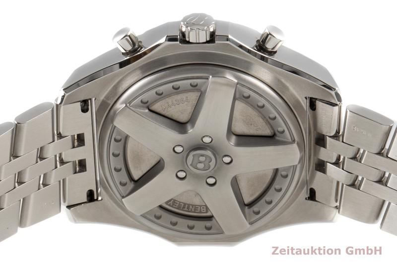 gebrauchte Luxusuhr Breitling Bentley 6.75 Chronograph Stahl Automatik Kal. B44 Ref. A44364    2007567 _1
