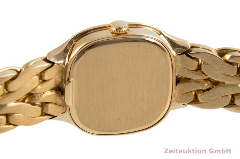 gebrauchte Luxusuhr Patek Philippe La Flamme 18k Gold Quarz Kal. E15 Ref. 4715/3    2007569 _1