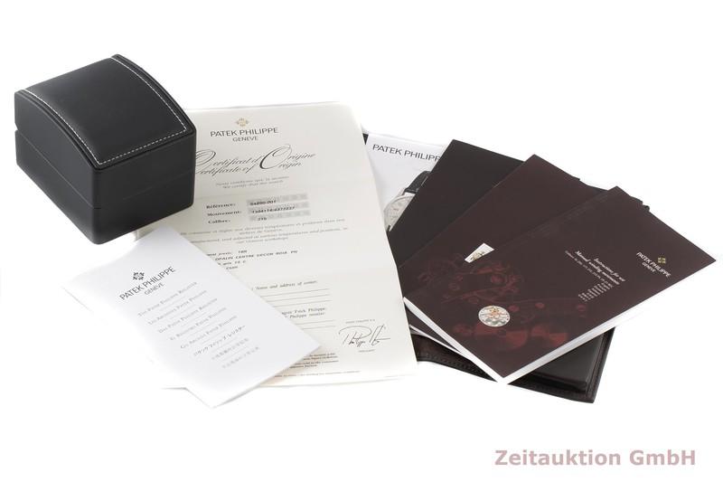 gebrauchte Luxusuhr Patek Philippe Gondolo 18k Weissgold Handaufzug Kal. 215 Ref. 5489G-001  | 2007579 _0