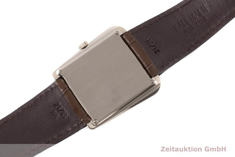 gebrauchte Luxusuhr Patek Philippe Gondolo 18k Weissgold Handaufzug Kal. 215 Ref. 5489G-001  | 2007579 _1