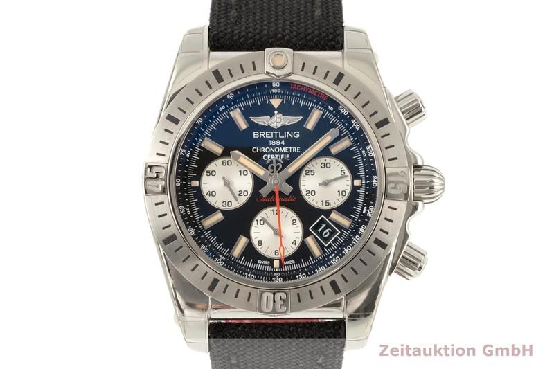 gebrauchte Luxusuhr Breitling Chronomat 44 Chronograph Stahl Automatik Ref. AB0115  | 2007586 _0