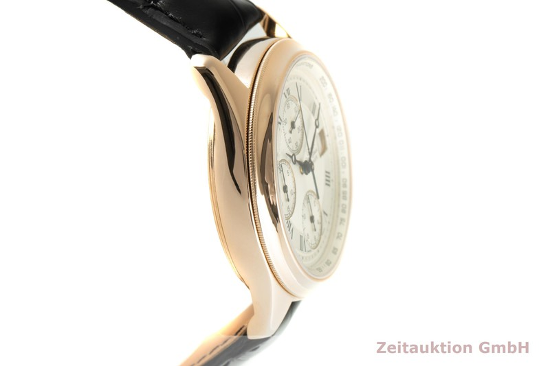 gebrauchte Luxusuhr Girard Perregaux GP 4900 Chronograph 18k Gold Automatik Kal. 8000-814 Ref. 4910  | 2007610 _0