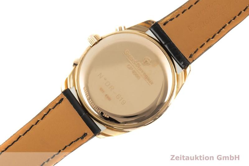 gebrauchte Luxusuhr Girard Perregaux GP 4900 Chronograph 18k Gold Automatik Kal. 8000-814 Ref. 4910  | 2007610 _1