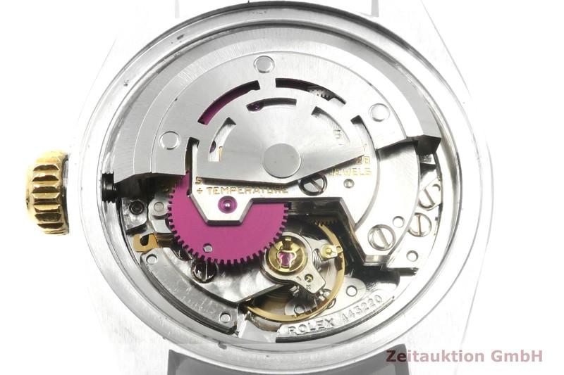 gebrauchte Luxusuhr Rolex Lady Date Stahl / Gold Automatik Kal. 2030 Ref. 6917    2007614 _1