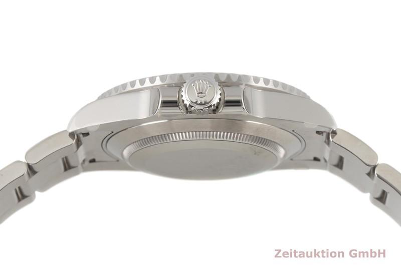 gebrauchte Luxusuhr Rolex Submariner Stahl Automatik Kal. 3130 Ref. 114060  | 2007621 _1