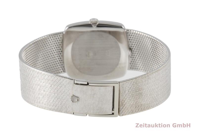 gebrauchte Luxusuhr Rolex Cellini 18k Weissgold Handaufzug Kal. 1600 Ref. 4096  | 2007622 _1