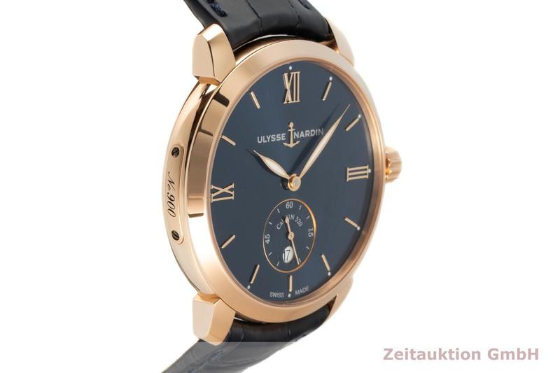 gebrauchte Luxusuhr Ulysse Nardin Classico 18k Gold Automatik Kal. UN320 Ref. 3202-136    2007623 _0