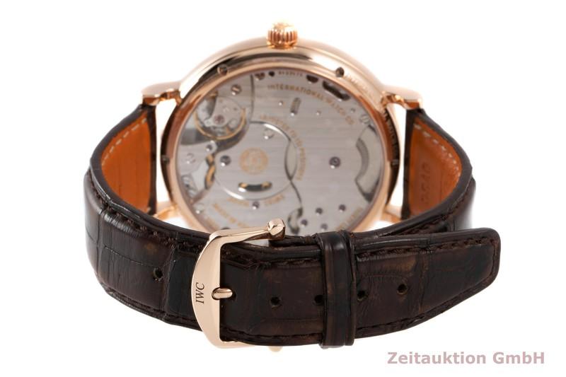 gebrauchte Luxusuhr IWC Portofino 18k Rotgold Handaufzug Kal. 59210 Ref. IW510104    2007629 _1