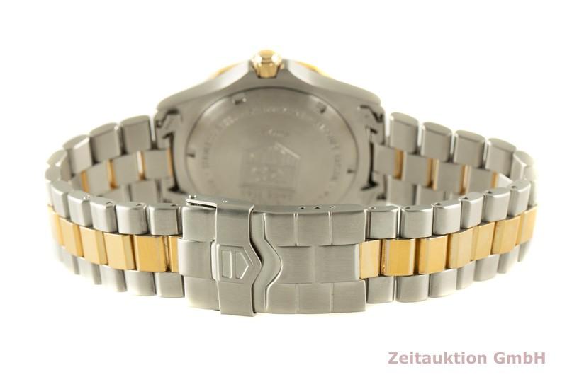 gebrauchte Luxusuhr Tag Heuer Professional Stahl vergoldet Quarz Ref. WK1120  | 2007633 _1