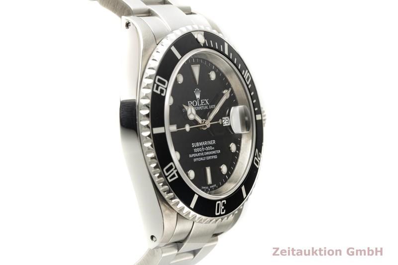 gebrauchte Luxusuhr Rolex Submariner Stahl Automatik Kal. 3135 Ref. 16610  | 2007637 _0