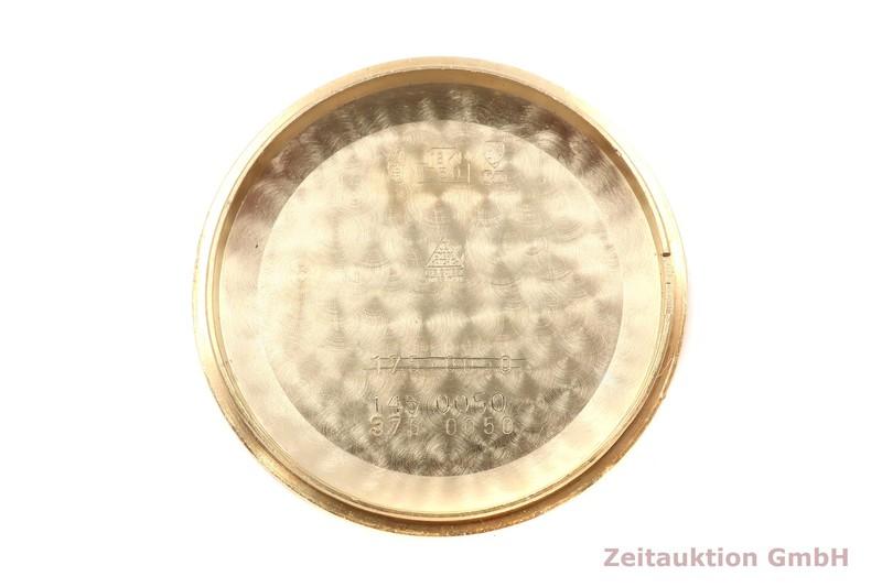 gebrauchte Luxusuhr Omega De Ville Chronograph 18k Gold Handaufzug Kal. 861 Ref. 4640.31.00, 345.0050,145.0050 VINTAGE  | 2007656 _1